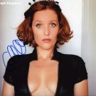 "Gllian Anderson The X Files 8 x 10"" Autographed Photo (Reprint :509)"