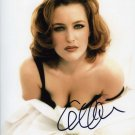 "Gllian Anderson The X Files 8 x 10"" Autographed Photo (Ref:511)"