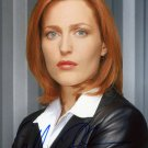 """Gllian Anderson The X Files 8 x 10"""" Autographed Photo (Reprint:512) ideal for Birthdays & X-mas"""