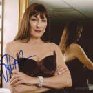 "Anjelica Huston 8 x 10"" Autographed Photo (Ref:516)"