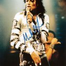 Michael Jackson The King of Pop Autographed Photo - (Ref:528)