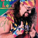 "Dude Love Wrestler 8 X 10""  Signed / Autographed Photo (Reprint:539) FREE SHIPPING"
