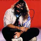 "Mick Foley as Manknd Wrestler 8 X 10"" Autographed Photo (Ref:540)"