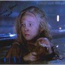 """Carrie Henn Aliens 8 X 10"""" Autographed Photo (Reprint :543)"""