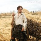 "Outlander Sam Heughan / Jamie Fraser 8 X 10""Signed / Autographed Glossy Photo Print  - (Ref:569)"