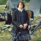 "Sam Heughan (Jamie Fraser: Outlander) 8 x 10"" Autographed Photo (Reprint:571) Great Gift Idea!"