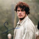"Sam Heughan (Jamie Fraser Outlander) 8 x 10"" Autographed Photo (Reprint:577) Great Gift Idea!"