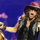 "Steven Tyler / Aerosmith (Rock star) 8 x 10"" Autographed Photo - (Reprint :589) Great Gift Idea!"