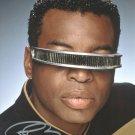 "LeVar Burton (Reading Rainbow/ Star Trek) 8 x 10"" Autographed Photo (Reprint:599) FREE SHIPPING"