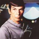 "Leonard Nimoy Star Trek 8 x 10"" Signed Autographed Photo (Reprint:602) ideal for Birthdays & X-mas"