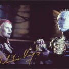 "Valentina Vargas Hellraiser  8 x 10"" Autographed Photo - (Reprint :605) ideal for Birthdays & X-mas"