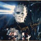 "Doug Bradley Pinhead / Hellraiser 8 x 10"" Autographed Photo - (Ref:613)"