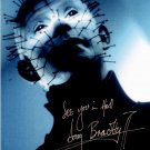 "Doug Bradley / Pinhead 8 x 10"" Signed/ Autographed Photo - (Reprint:614) FREE SHIPPING"