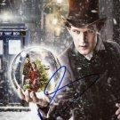 "Matt Smith Dr Who 8 x 10"" Autographed Photo - (Ref:617)"