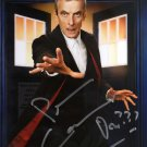 """Peter Capaldi from Dr Who 8 x 10"""" Autographed Photo - (Ref:619)"""