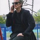 "Peter Capaldi from Dr Who 8 x 10"" Autographed Photo - (Ref:620)"