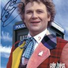 "Colin Baker Dr Who 8 x 10"" Autographed / Signed Photo (Reprint:626) FREE SHIPPING"