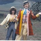 "Colin Baker & Nicola Bryant Dr Who 8 x 10"" Autographed Photo - (Ref:627)"