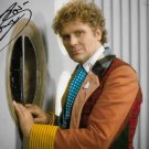 "Colin Baker Dr Who 8 x 10"" Autographed / Signed Photo (Reprint:628) ideal for Birthdays & X-mas"