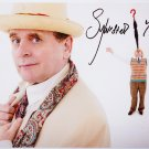 """Sylvester McCoy Dr Who 8 x 10"""" Autographed Photo - (Ref:630)"""