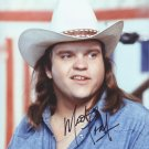 Meat Loaf (Rock Star) Autographed Photo Roadie / Spice World The Movie - (Reprint :006274)