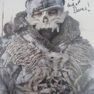 "Ross O'Hennessy Game of Thrones  8 x 10"" Autographed Photo - (Ref:000253)"