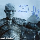 "Richard Brake (Night King: Game of Thrones) 8 x 10"" Autographed Photo (Reprint :GOT22) FREE SHIPPING"
