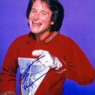 "Robin Williams Mork & Mindy 8 x 10"" Autographed Photo - (Reprint:000029) FREE SHIPPING"