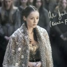 "Alexandra Dowling Game of Thrones 8 x 10"" Autographed / Signed Photo (Reprint:GOT26) FREE SHIPPING"