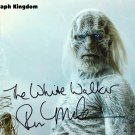 "Ross Mullan Game of Thrones  8 x 10"" Autographed Photo - (Ref:GOT29)"