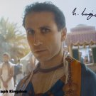 """George Georgiou Game of Thrones  8 x 10"""" Autographed Photo - (Ref:GOT32)"""