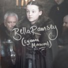 """Bella Ramsay Game of Thrones  8 x 10"""" Autographed Photo - (Ref:GOT34)"""