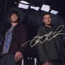 "Jensen Ackles & Jared  Padalecki (Sam & Dean Winchester)8 x 10"" Autographed Photo (Reprint :SPTV010)"