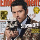 Entertainment Weekly : Misha Collins (Supernatural) A4 Autographed Photo (Reprint :SPTV014)