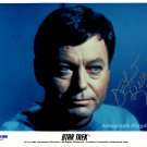 "Deforest Kelley Star Trek 8 x 10"" Autographed Photo - (Ref:703)"