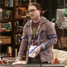 "Johnny Galecki (The Big Bang Theory) 8 x 10"" Autographed Photo (Reprint :TBT04)"