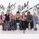"""S Club 7 Signed Group Photo ( 5 x 7"""") Autographed Photo - (Reprint :SCLUB7)"""