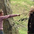 "Emma Watson & Tom Felton 8 x 10"" Autographed Photo - (Ref:720)"