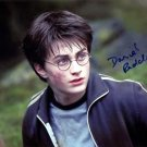 "Daniel Radcliffe Harry Potter/ Horns 8 x 10"" Autographed Photo - (Reprint:722) FREE SHIPPING"