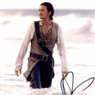 "Orlando Bloom Pirates Of The Caribbean 8 X 10"" Autographed Photo - (Ref:724)"