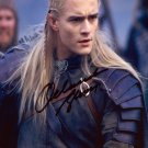 "Orlando Bloom Lords Of The Rings 8 X 10"" Autographed Photo - (Ref:726)"
