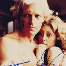 "Peter Hinwood & Susan Sarandon (The Rocky Horror Picture Show ) 8 x 10"" Signed Photo (Reprint:732)"