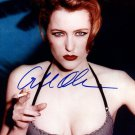 "Gllian Anderson The X Files 8 x 10"" Autographed Photo (Reprint:737)"