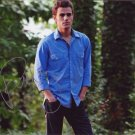"Paul Wesley / The Vampire Diaries 8 x 10"" Autographed Photo - (Ref:740)"