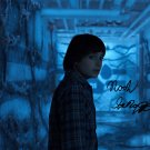 "Noah Schnapps (Stranger Things) 8 x 10"" Autographed Photo (Reprint:756) FREE SHIPPING"