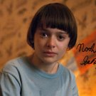 """Noah Schnapps (Stranger Things) 8 x 10"""" Autographed Photo (Reprint:757) ideal for Birthdays & X-mas"""