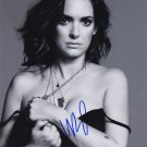 "Winona Ryder Stranger Things / Edward Scissorhands 8 x 10"" Autographed Photo - (Ref:758)"