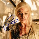 """Emilia Clarke (Game Of Thrones) 8 x 10"""" Signed / Autographed Photo (Reprint:766) Great Gift Idea!"""