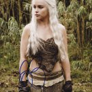 """Emilia Clarke (Game Of Thrones) 8 x 10""""  Signed / Autographed Photo (Reprint:768) Great Gift Idea!"""