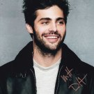 "Matthew Daddario (Shadow Hunters) 8 x 10"" Autographed / Signed Photo (Reprint:777)"